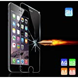 iPhone 4, iPhone 4s Screen Protector [ Tempered Glass ]. Highest Quality Premium Anti-scratch Bubble-free Reduce Fingerprint No Rainbow Washable Screen Protector. Easy to Install Product