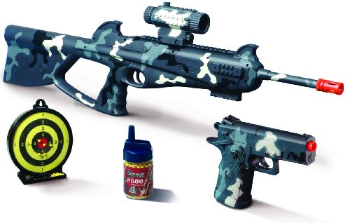 Crosman AirSoft NightProwler Rifle and P36 Pistol