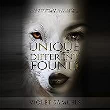 Unique, Different, Found: Nightfall, Book 1 Audiobook by Violet Samuels Narrated by Stephanie Rose