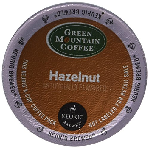 Green Mountain Coffee Hazelnut, K-Cup Portion Pack for Keurig K-Cup Brewers (Pack of 48) (Hazelnut K Cups compare prices)