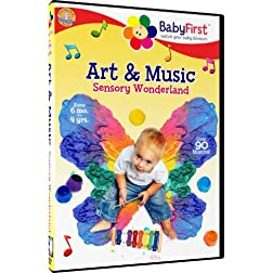 BabyFirst Art & Music - Sensory Wonderland