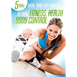 More Than 300 Minutes Of Total Fitness, Health & B