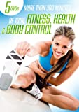 More Than 300 Minutes Of Total Fitness, Health & B [DVD]
