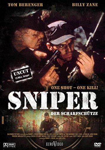 Sniper - Der Scharfschütze [VHS]