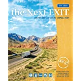 the Next EXIT (2010 edition) (Next Exit: The Most Complete Interstate Highway Guide Ever Printed) ~ Mark Watson