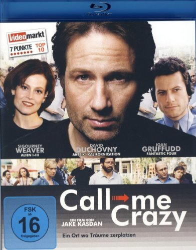 Call me crazy [Blu-ray]