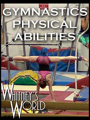 Gymnastics Physical Abilities on Amazon Prime Video UK