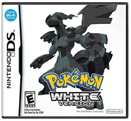 Pokemon White Version by Nintendo