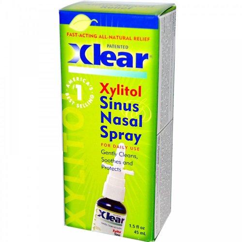 Xlear - Xlear Nasal Wash, 1.5 fl oz liquid