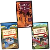 Michele Scott Wine Lovers Mysteries 3 Books Collection Pack Set Murder by the Glass , A Toast to Murder , Corked by Cabernet