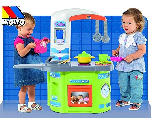 Hummelladen || Spielküche mit Theke, Waschmaschine,