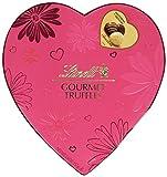 Lindt Valentine Gift Box, Gourmet Truffles Heart, 5.6 Ounce