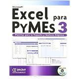 Excel Para Pymes 3, Microsoft.+Cd. Planillas Para La Pequeña y Mediana Empresa