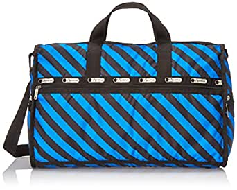 LeSportsac Large Weekender Carry On, Ace Stripe, One Size