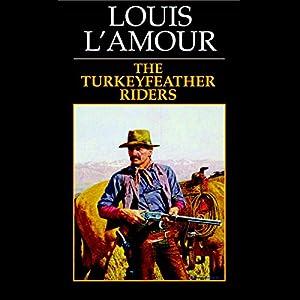 Turkeyfeather Riders Audiobook
