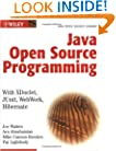 Java Open Source Programming: with XDoclet, JUnit, WebWork, Hibernate