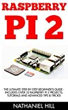 Raspberry Pi 2: The Ultimate Step-by-Step Beginner's Guide - Includes Over 33 Raspberry Pi 2 Projects, Tutorials And Advan...