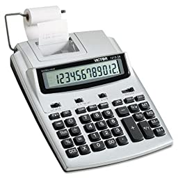 VCT12123A - 1212-3A Antimicrobial Printing Calculator