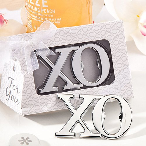 Wedding Favors Xo Design Bottle Opener Favors