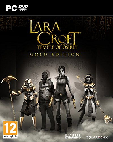 Lara Croft and The Temple of Osiris: Gold Edition (PC)