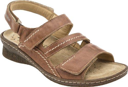 Mephisto Women's Brebina Gladiator Sandal,Hazelnut,8 M US