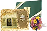 Mothers Day Classic Coffee & Cocoa Sampler, Kona Smooth Hawaiian Coffee, Ground Coffee, Brews 36 Cups