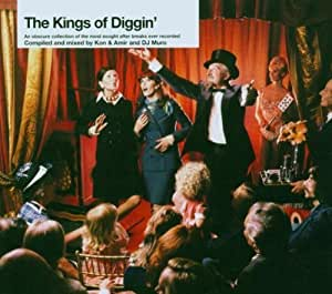 Kings of Diggin by Kon & Amir & DJ Muro (2006) Audio CD - Amazon.com