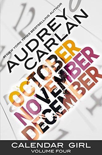 Audrey Carlan - Calendar Girl: Volume Four