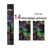 (2 Pack) JUUL Skin Wrap Decal Sticker (WeedLeaf) (Color: WeedLeaf)