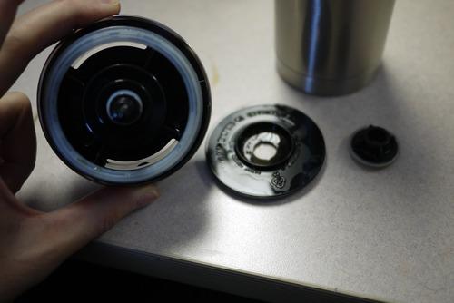 Thermos Vacuum Insulated Travel Tumbler