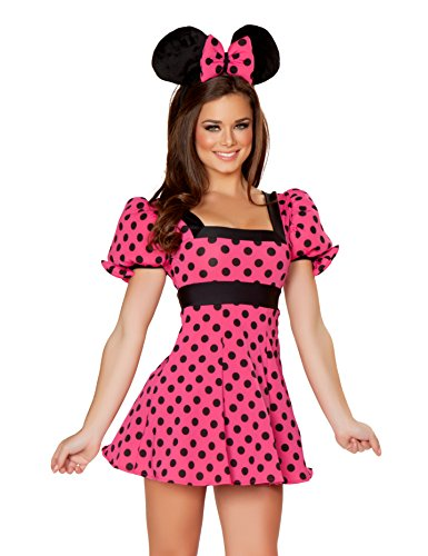 J. Valentine Women's Party Mouse Costume
