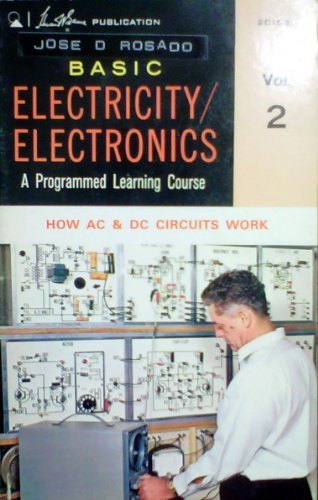 Basic Electricity Electronics: How Ac and Dc Circuits Work