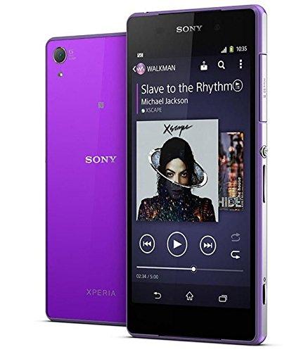 Sony Xperia Z2 D6503 SIMフリー (パープル)