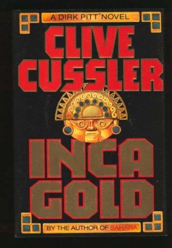 Inca Gold, CLIVE CUSSLER