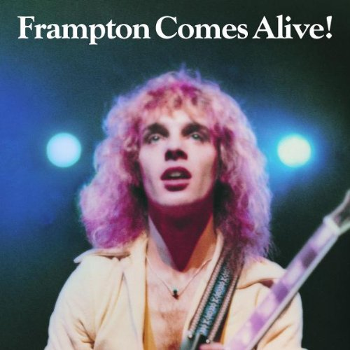 Original album cover of Frampton Comes Alive! by Peter Frampton