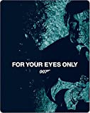 ユア・アイズ・オンリー スチールブック仕様 [Blu-ray]
