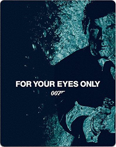 (スチールブック仕様)ユア・アイズ・オンリー [Blu-ray]