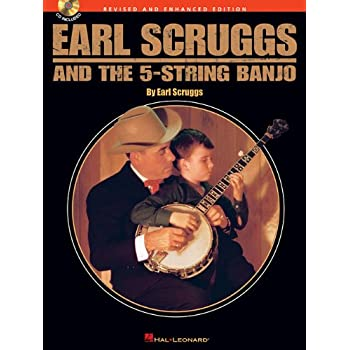 Set A Shopping Price Drop Alert For Earl Scruggs and the 5-String Banjo: Revised and Enhanced Edition - Book with CD