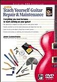 echange, troc Teach Yourself Guitar Repair & Maintenance [Import USA Zone 1]