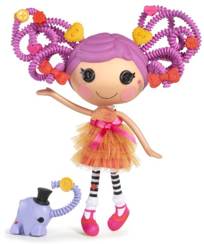 Lalaloopsy Silly Hair Peanut Big Top Doll