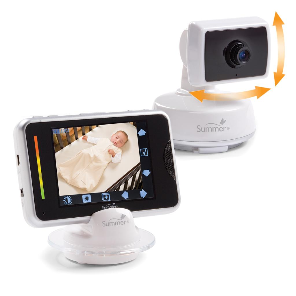 Amazon Com Summer Infant Baby Touch Digital Color Video