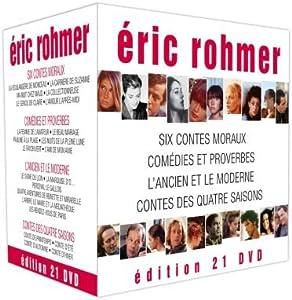 Eric Rohmer : Coffret 22 films [Édition Limitée]