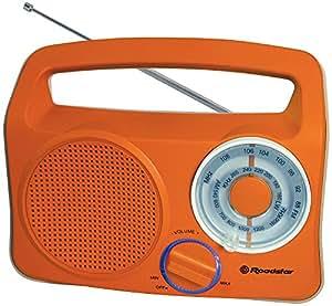 Roadstar TRA-2231L Radio portable Orange