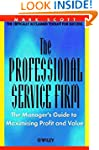Professional Service Firm: The Manage...