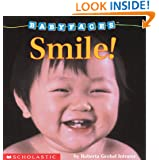 Baby Faces Board Book #2: Smile!