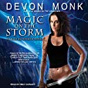 Magic on the Storm: Allie Beckstrom Series, Book 4 (       UNABRIDGED) by Devon Monk Narrated by Emily Durante