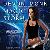 Magic on the Storm: Allie Beckstrom Series, Book 4 | [Devon Monk]