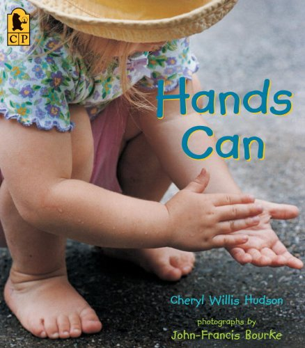 Hands Can (Big Books)