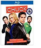 Chuck: Complete Fourth Season [Blu-ray] [Import]