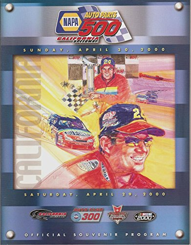 napa-auto-parts-500-california-speedway-souvenir-program-sunday-april-30-2000